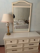Bedroom Set with Double Bed in Batavia, Illinois