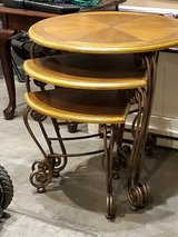Nesting Tables in Travis AFB, California