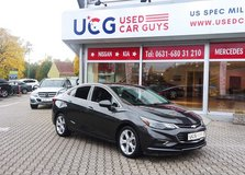 2017 Chevrolet Cruze Premier Auto in Spangdahlem, Germany