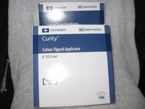 """2 boxes of 6"""" Cotton Tipped Applicators in Okinawa, Japan"""