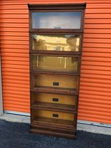 Antique MACEY Barrister Bookcase 6  Section's in Cherry Point, North Carolina