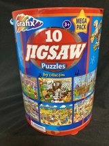 Puzzles in St. Charles, Illinois