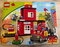 Lego Duplo (4664) Fire Station in Ramstein, Germany