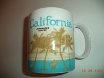 Starbucks California Collector Mug 16oz in Travis AFB, California