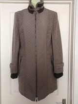 Kirsten wool blend fitted coat. Funnel neck. Size 14UK. Great condition. in Lakenheath, UK