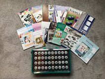 Punch Set and Scrapbooking Booklets in Joliet, Illinois