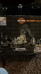 harley Davidson shaped home phone in Naperville, Illinois
