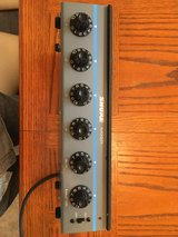 Two (2) Shure M268 4 channel microphone mixer in Bolingbrook, Illinois
