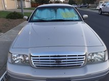 2011 Ford Crown Victoria in Fairfield, California
