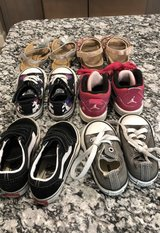 Toddler Girl Sneakers in Travis AFB, California