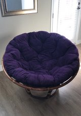 Papasan Chair in Travis AFB, California
