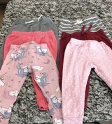 10 Toddler Girl Pajama Pants in Travis AFB, California