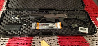 Airsoft guns with mags, batteries, and attachments in Clarksville, Tennessee