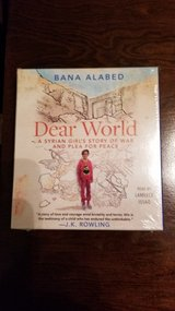 """Dear World"" an Audio book by J. K. Rowling in Clarksville, Tennessee"