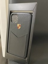 Porsche Snap on Case  Leather, iPhone 11 in Joliet, Illinois