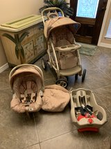 GRACO STROLLER COMBO WITH BUMPER in Kingwood, Texas