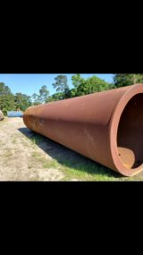 Steel Culverts in The Woodlands, Texas