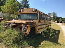 Deer Stand Ford Bus in The Woodlands, Texas