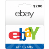 !! $200 Ebay Giftcard/E-Giftcard for $125.00 !! in Clarksville, Tennessee