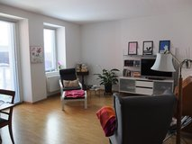 Stylish 3-room apartment with balcony in Downtown Stuttgart in Stuttgart, GE
