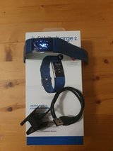 FitBit Charge 2 (Large, Blue) in Ramstein, Germany