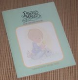 NEW Vintage 1983 Precious Moments Coloring Book Learning from God in Joliet, Illinois