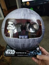 Star Wars Rogue One collectable pez tin in Clarksville, Tennessee