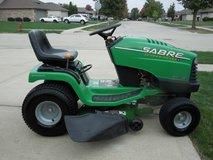 SABRE LAWN TRACTOR 38' CUT 14.5 HP AUTOMATIC in Joliet, Illinois