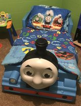 Thomas the Train toddler bed in Warner Robins, Georgia