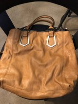 faux leather tan purse in Tinley Park, Illinois