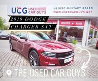 2019 Dodge Charger SXT in Ramstein, Germany