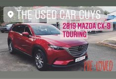 2019 Mazda CX-9 Touring in Ramstein, Germany