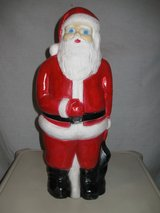 Santa Blow Mold in Bolingbrook, Illinois
