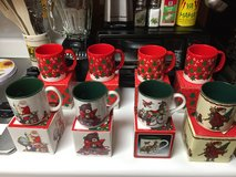 8 new Christmas mugs in Warner Robins, Georgia