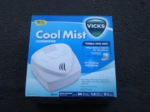 NEW VICKS COOL MIST HUMIDIFIER in St. Charles, Illinois