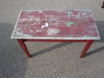 Rustic Country Coffee Table in Aurora, Illinois