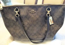 Authentic Coach Signature Ava Tote Purse in The Woodlands, Texas