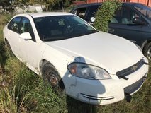 2009 chevy impala cop car BAD MOTOR in Cleveland, Texas