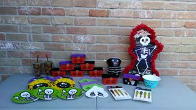 Halloween party lot in The Woodlands, Texas