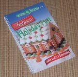 Favorite All Time Recipes Nabisco Holiday Fun Cookie Crafts & Entertaining Spiral Bound Book in Morris, Illinois