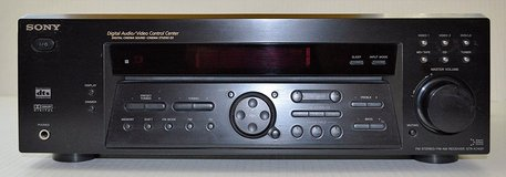 SONY STR K740P Receiver--Great Buy--400 watt Surround Home Theater Model with *Remote* in Alamogordo, New Mexico