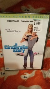A CINDERELLA STORY DVD BRAND NEW (LEAVENWORTH,KS) in Fort Leavenworth, Kansas