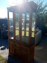 Wooden hutch in Alamogordo, New Mexico