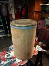 Fibre Drum with Metal Lid in St. Charles, Illinois