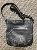 Coach Leather Cross Body Purse in St. Charles, Illinois