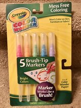 New Color Wonder Brush-Tip Markers in Rolla, Missouri
