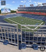 4 Tickets Tennessee Titans Vs Indianapolis Colts Sec 305 Row M Seats 16-19 11/12 in Clarksville, Tennessee