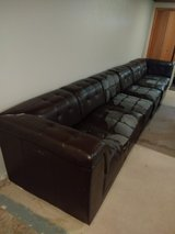 Sectional couch (Oswego) in Batavia, Illinois