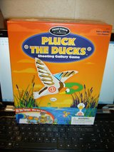 Pluck the Ducks Shooting Gallery Game (C.D) in Fort Campbell, Kentucky