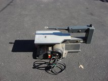 """SEARS/CRAFSTMAN 16 """" DIRECT DRIVE SCROLL SAW in Yorkville, Illinois"""